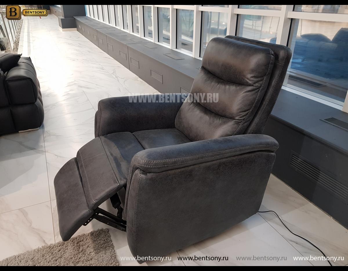 Кресло Гредос с электрореклайнером изображение