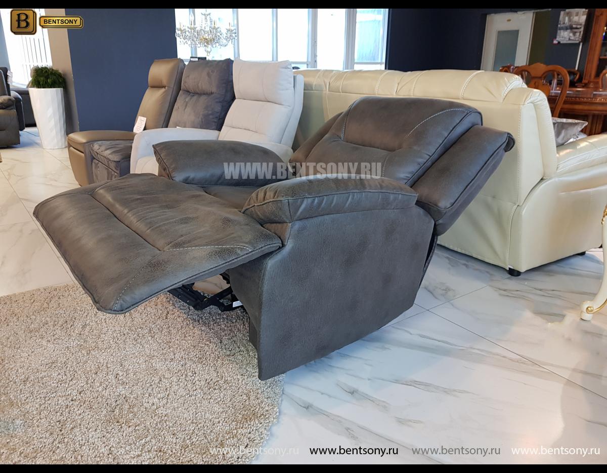 Кресло Бручини с электрореклайнером магазин