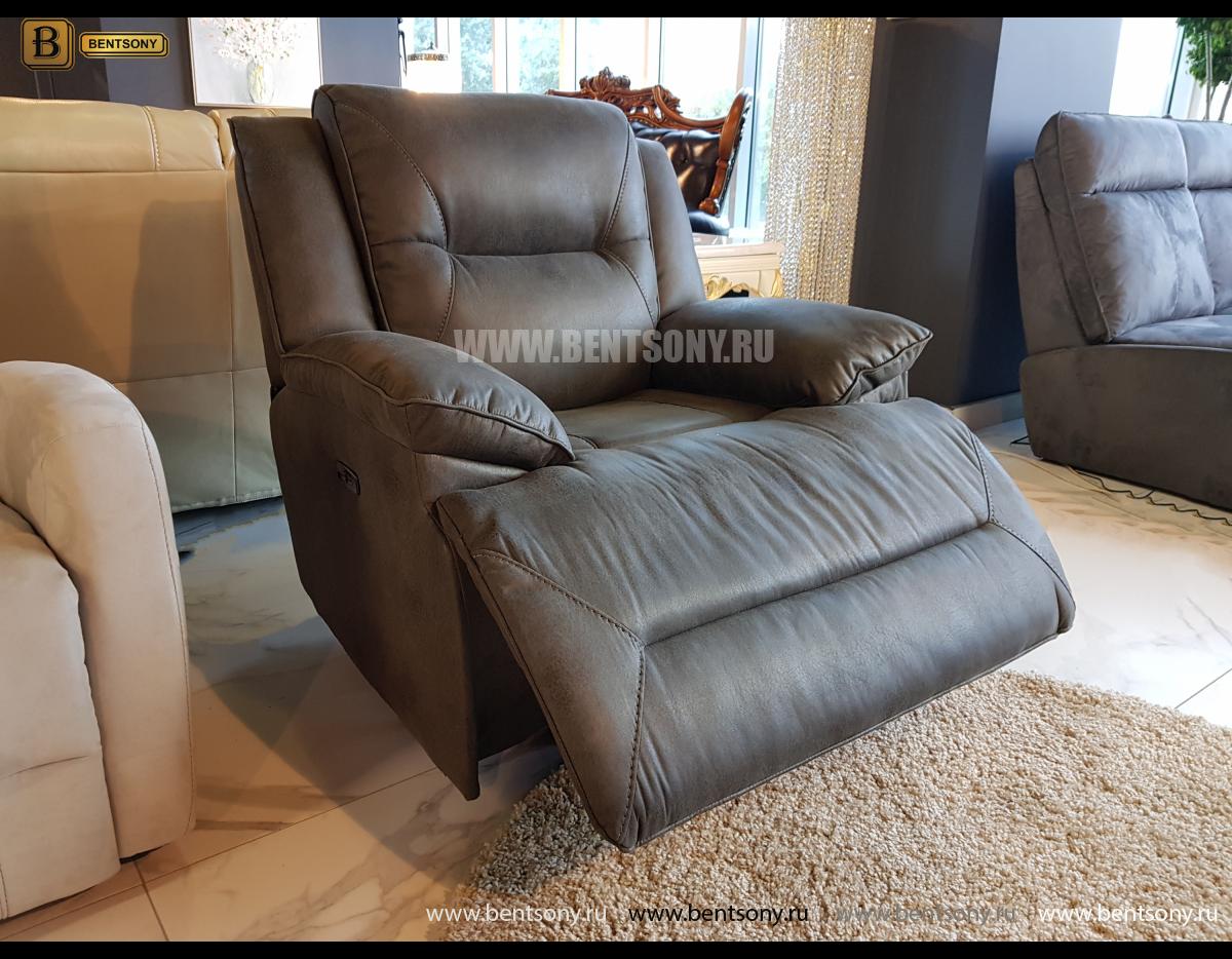 Кресло Бручини с электрореклайнером каталог