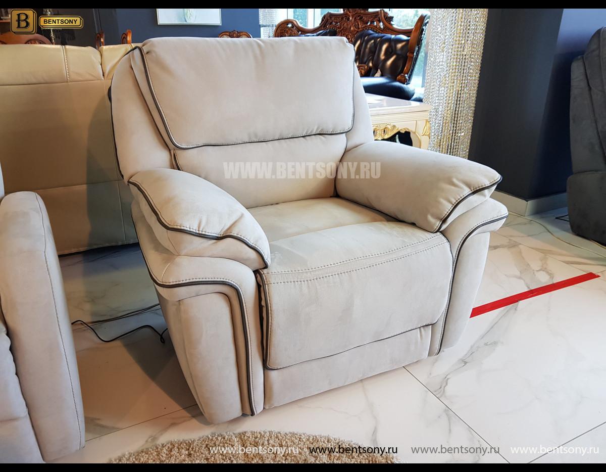 Кресло-реклайнер Ларецо для загородного дома