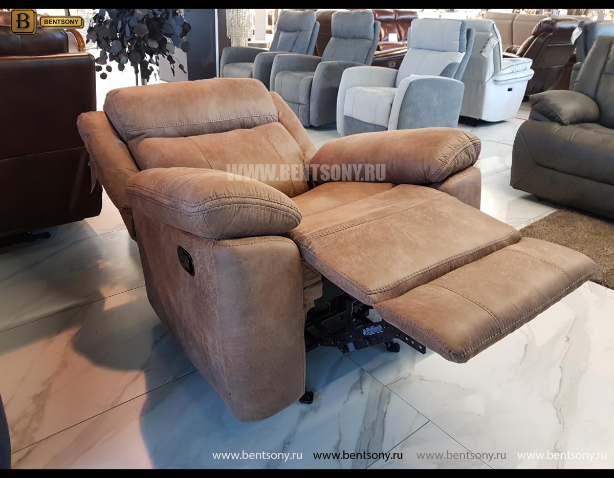 Кресло с реклайнером и глайдером Джиберто цена
