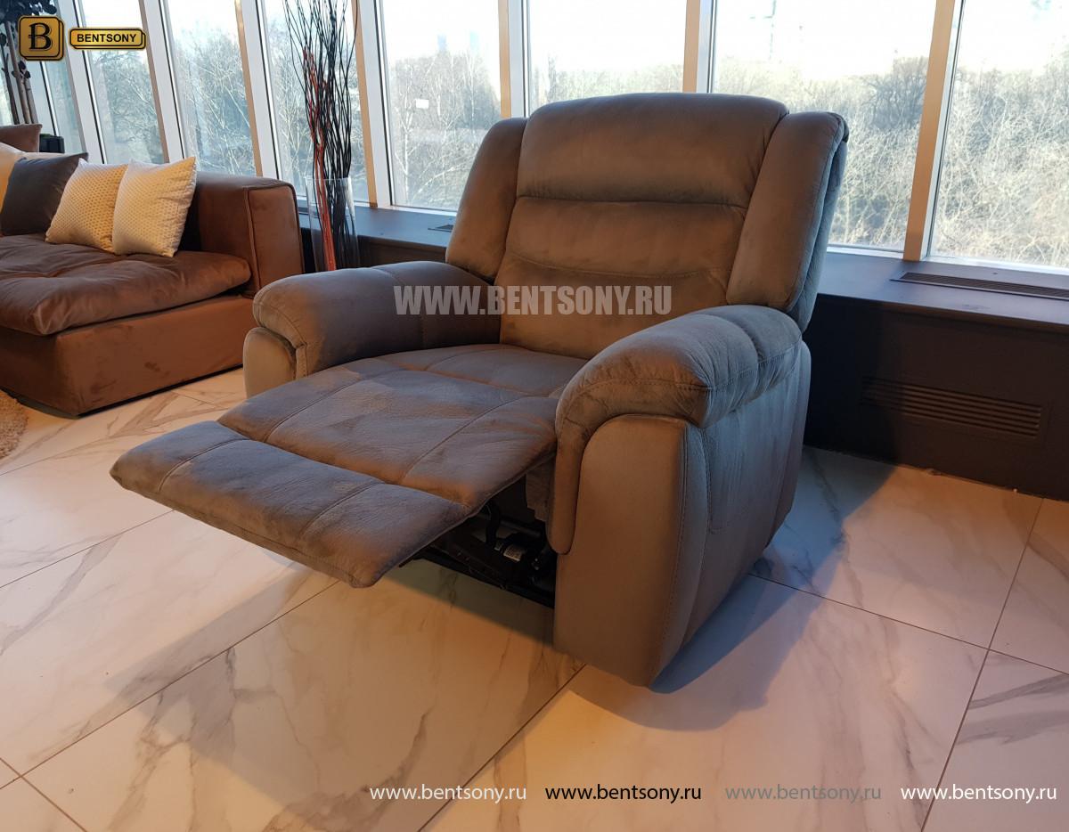 Кресло Бачино с реклайнером каталог