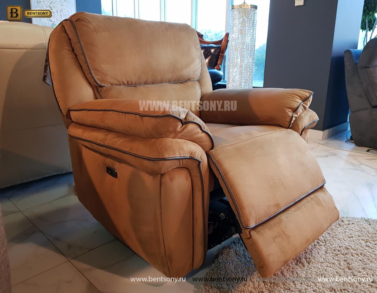 Кресло Ларецо с Реклайнером купить в Москве
