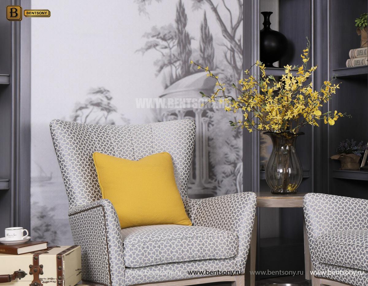 Кресло для отдыха Невада F (Неоклассика, Ткань) цена