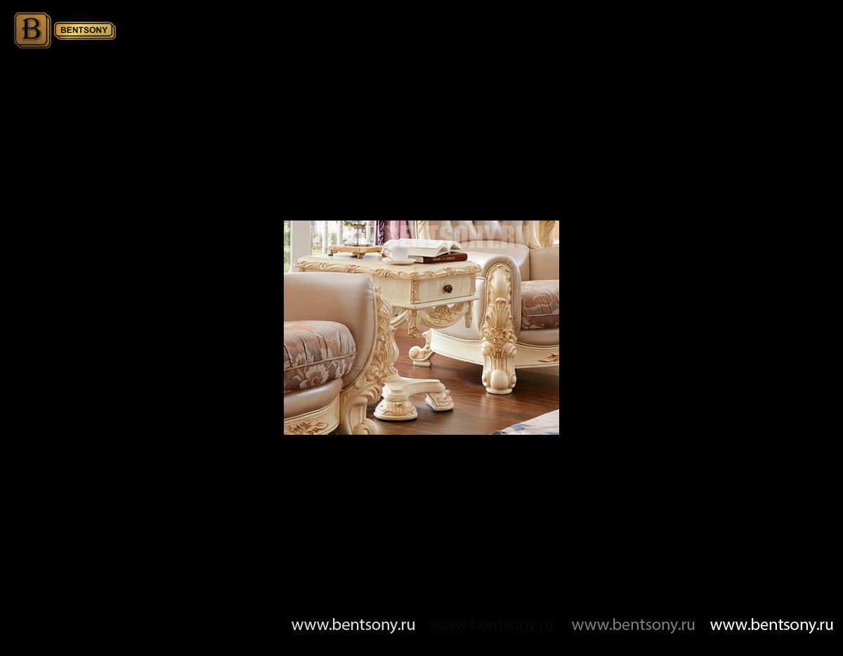 Стол чайный Белмонт-W (Классика, массив дерева) сайт цены
