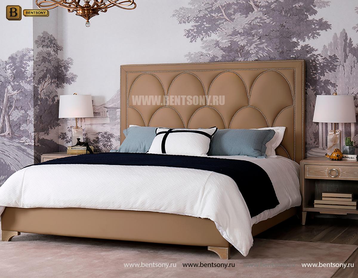 Кровать Невада F (Неоклассика, Ткань) для загородного дома