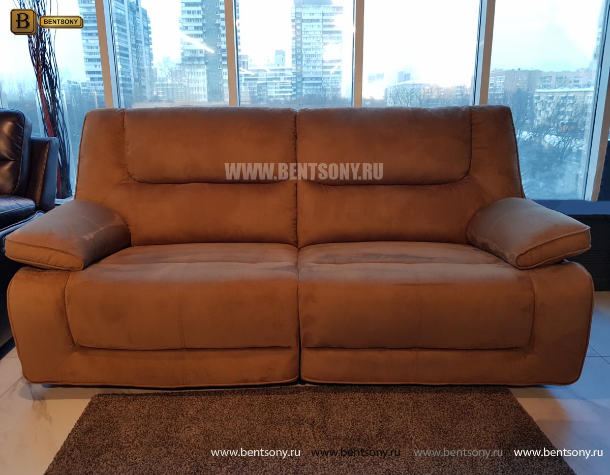 Диван с реклайнерами Прецо каталог мебели
