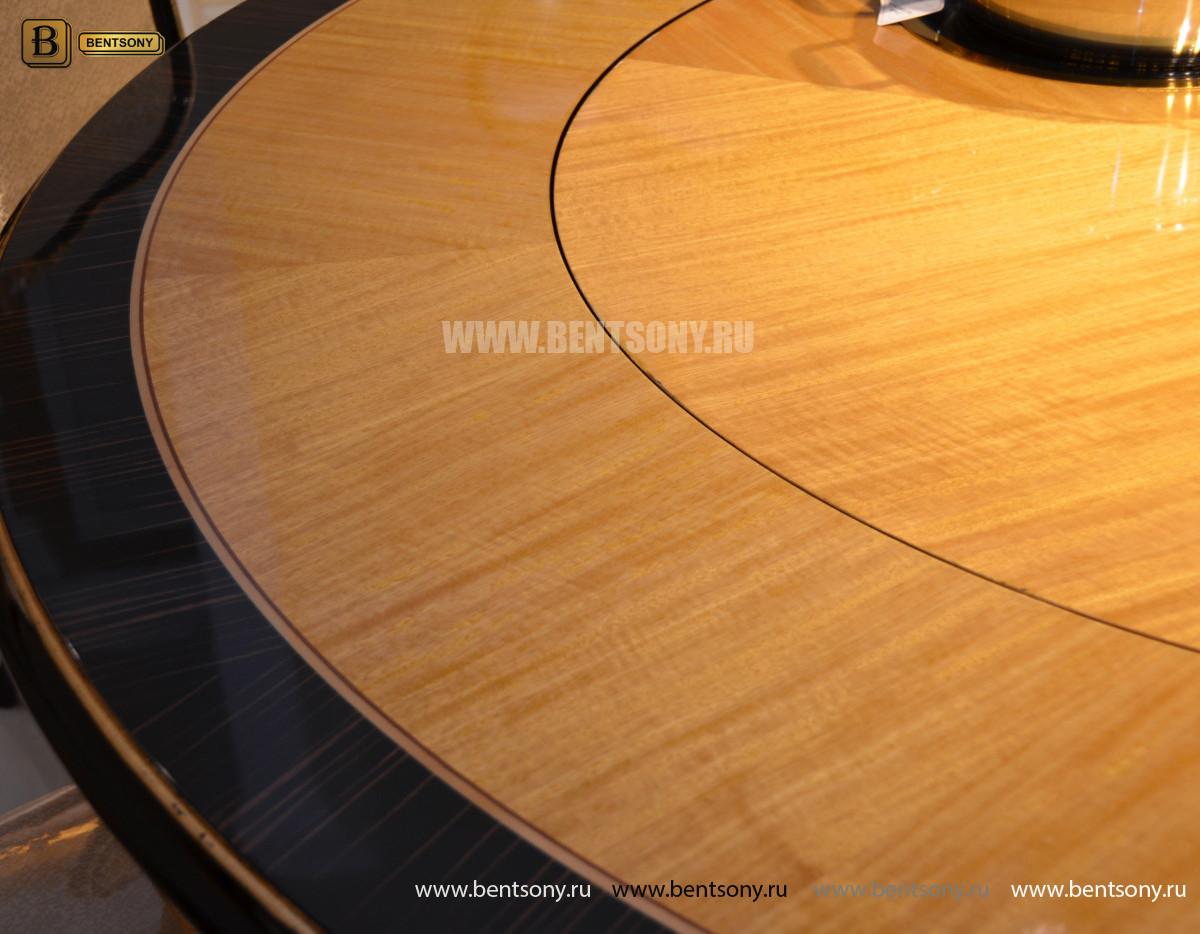 Стол обеденный круглый большой Конкорд (Классика, массив дерева) магазин
