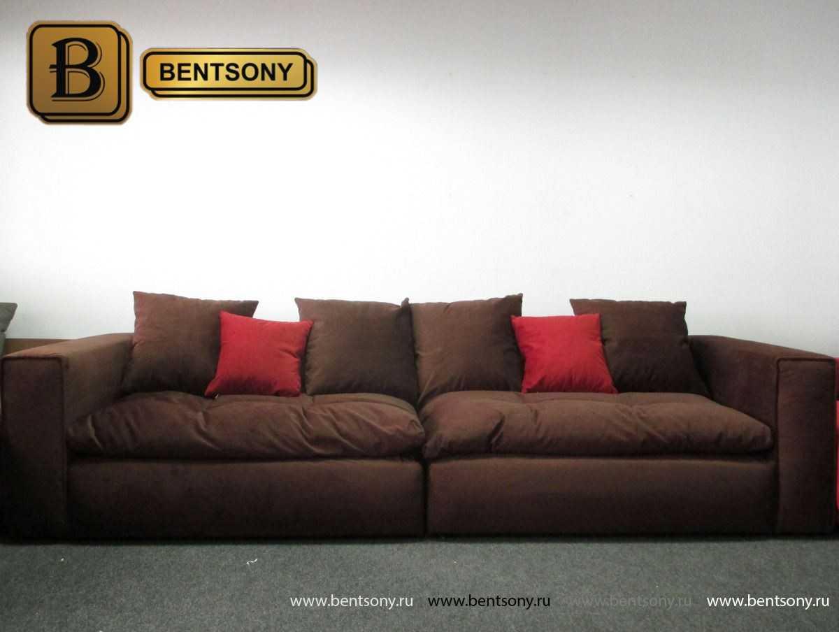 Спальный диван Бениамино с подушками
