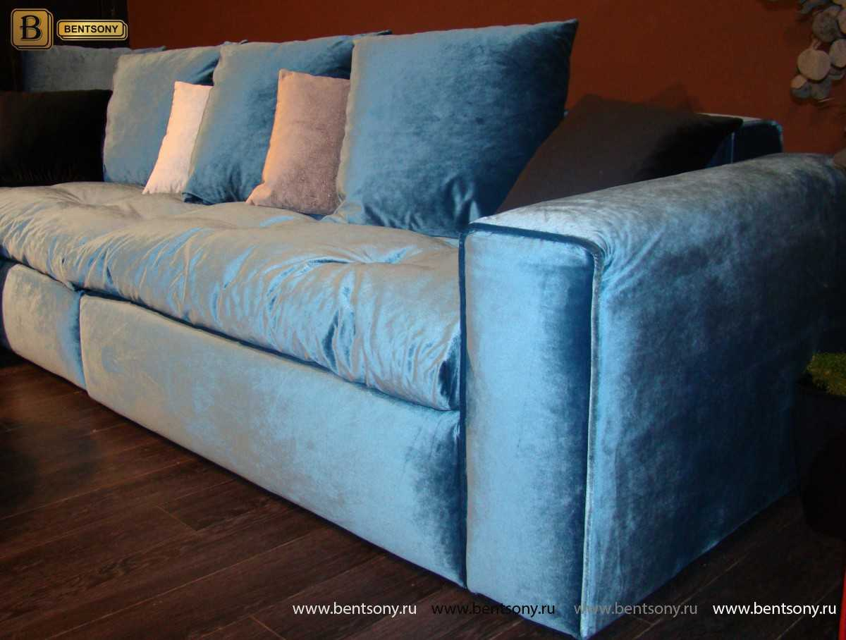Обивка мягкого элитного дивана