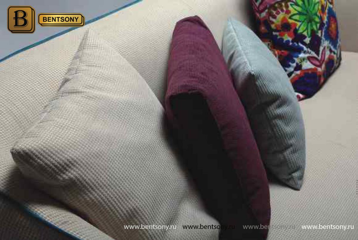 Диван Бруно (Прямой, Тканевый) каталог мебели