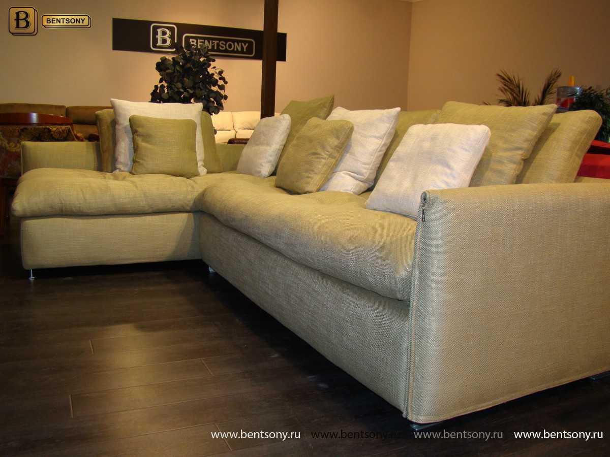ютный модульный диван Арлетто