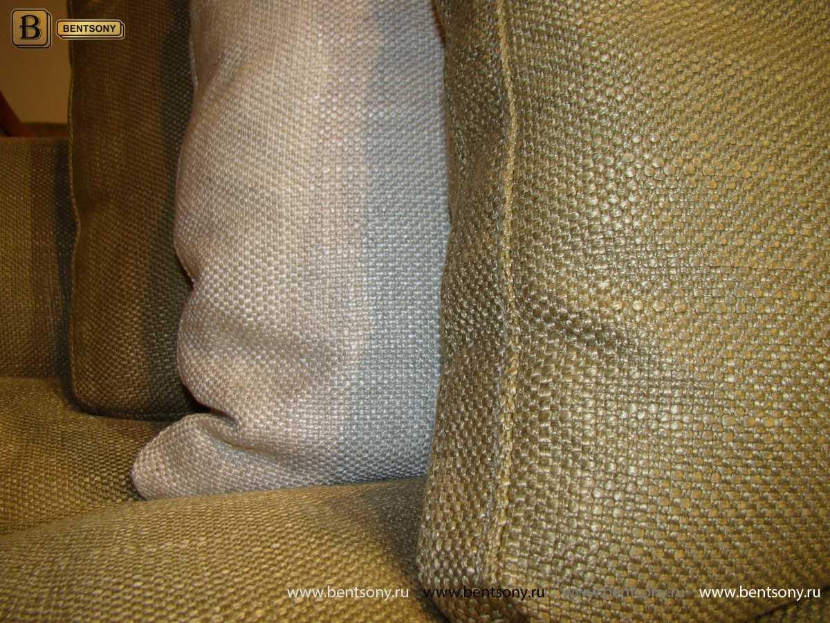 рогожка подушки диван Арлетто