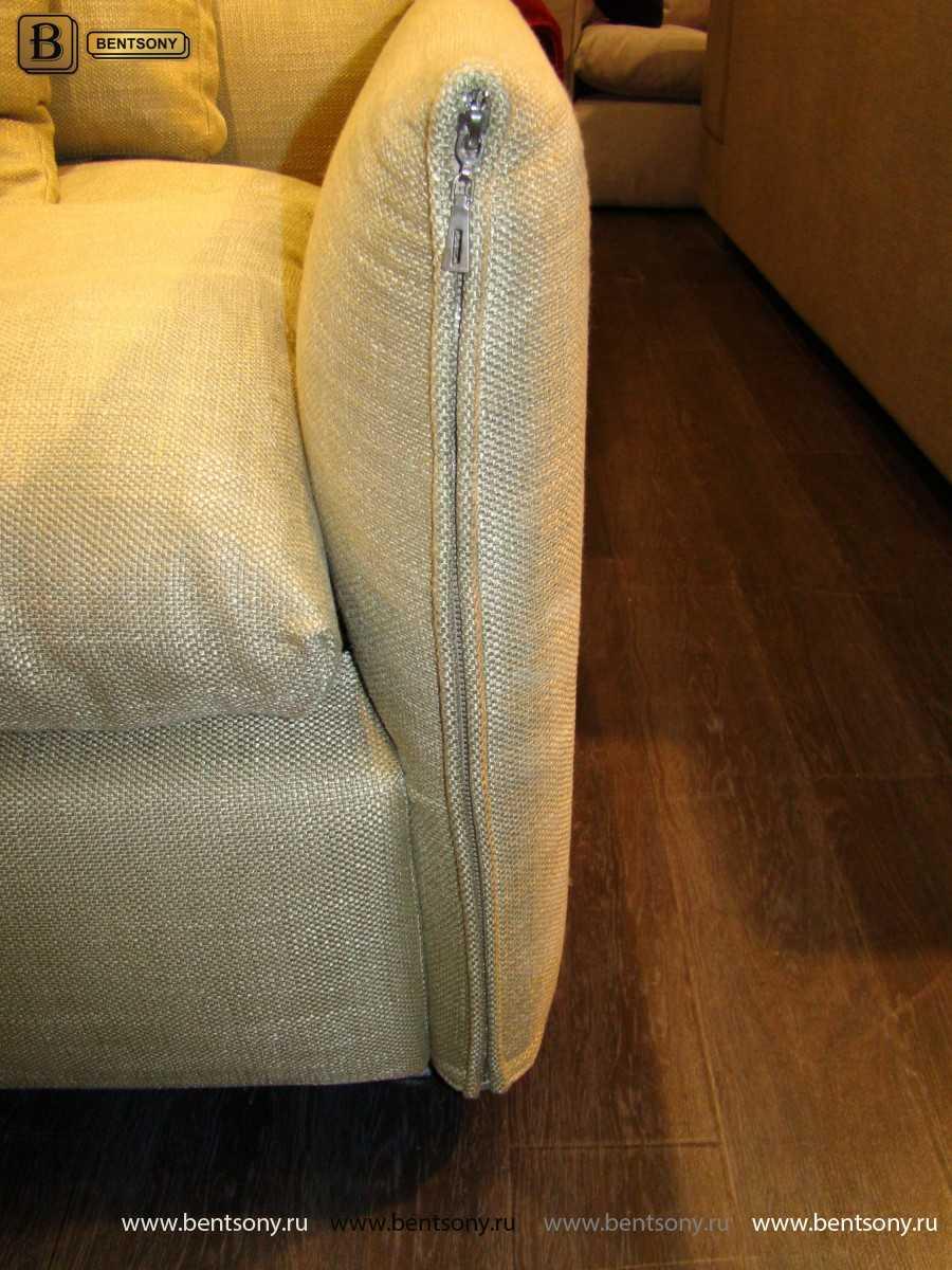 обивка рогожка диван Арлетто фото