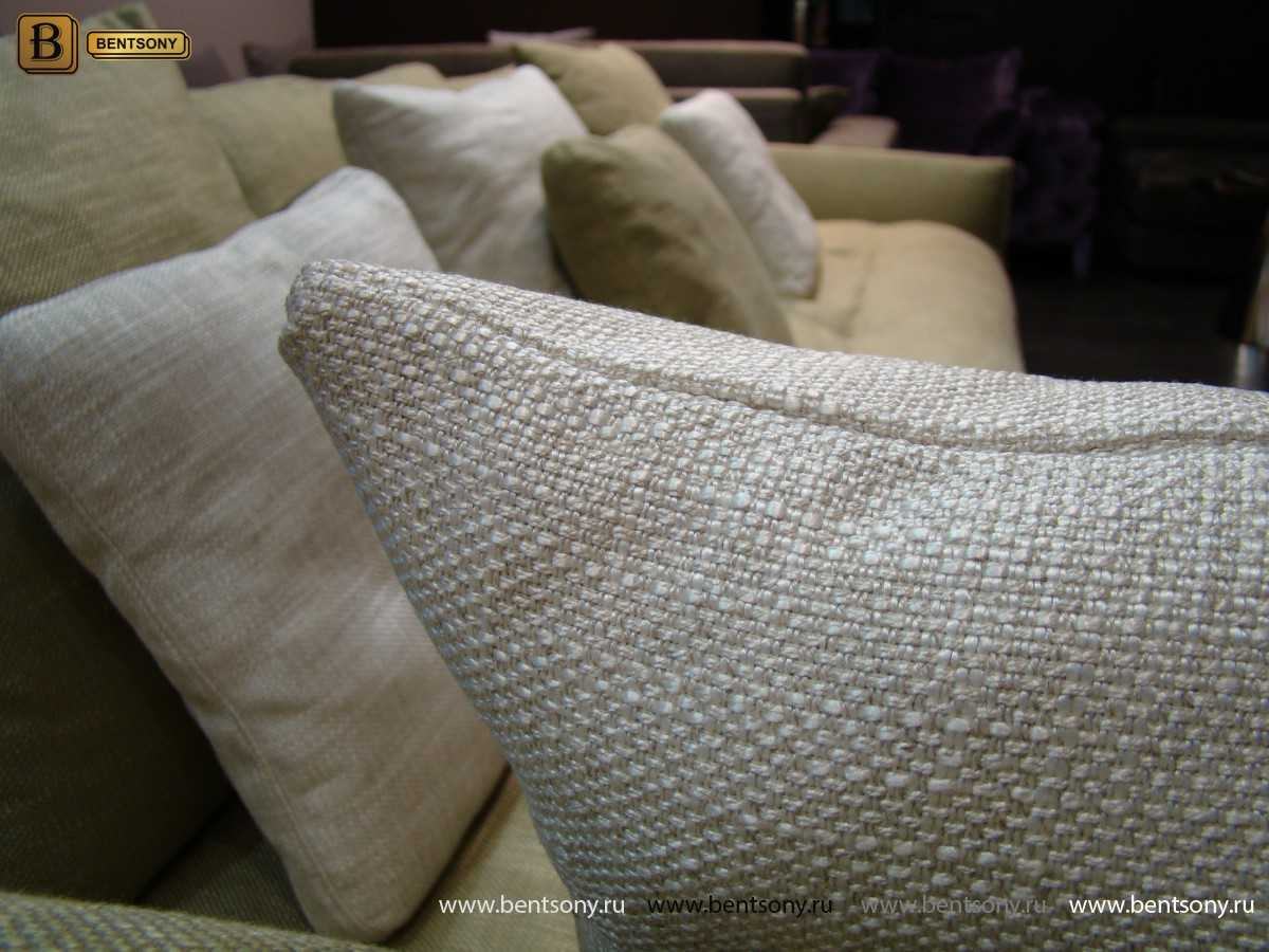 подушки диван Арлетто тканевый