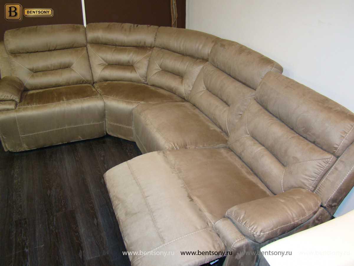 купить угловой диван Амелия ткань спб