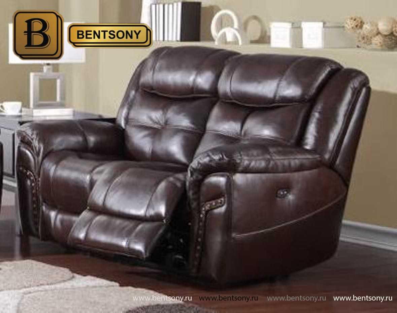 купить диван из натуральной кожи Динатале