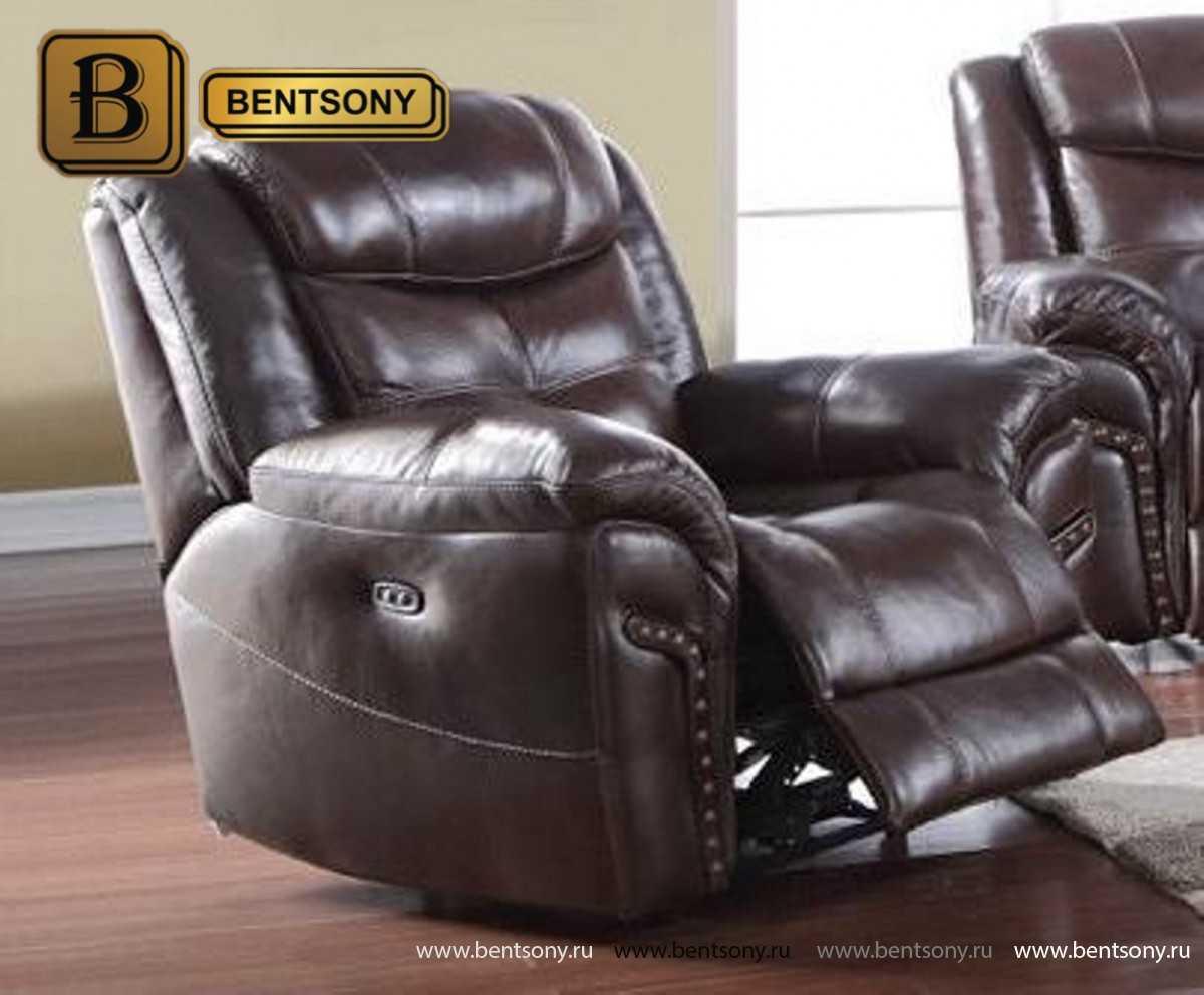 мебель кресло кожа Динатале купить москва
