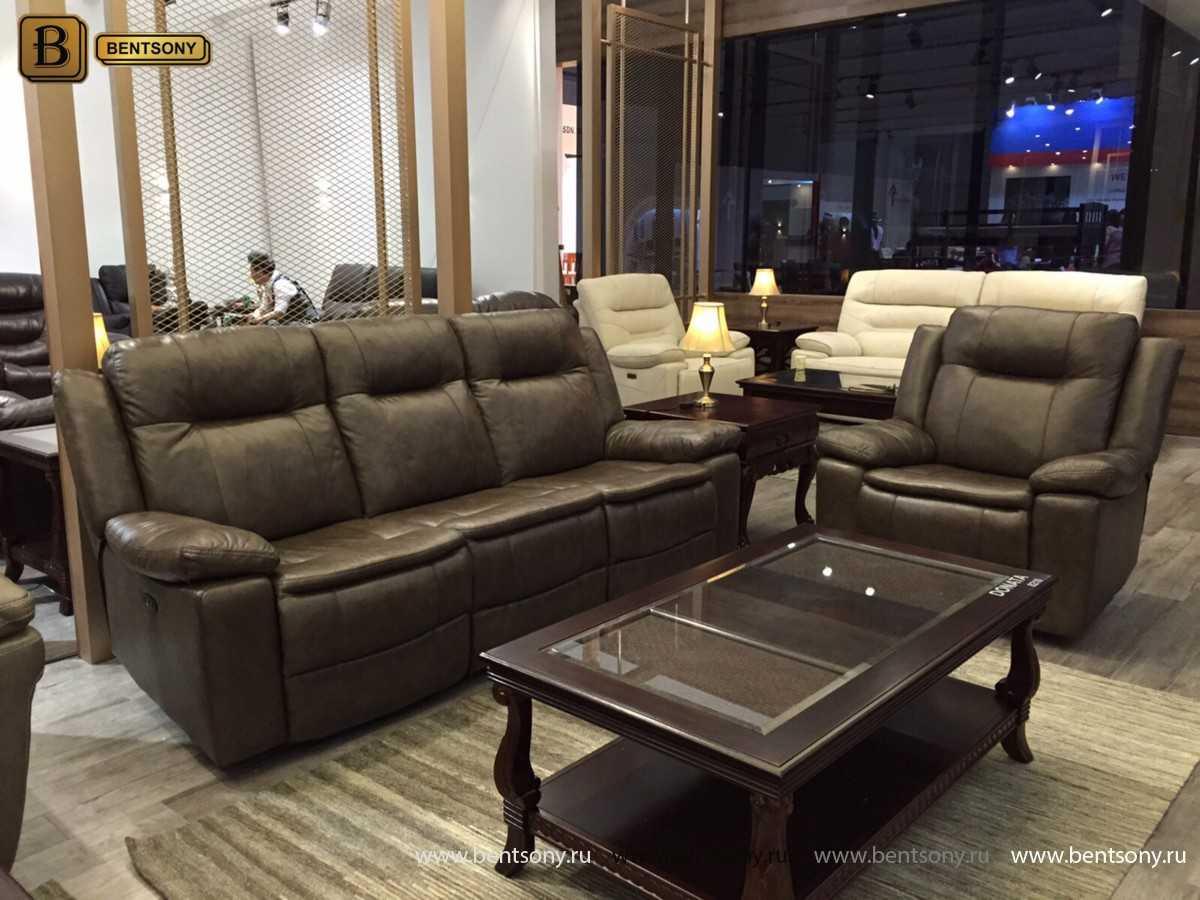 купить кожаный диван Донато в москве