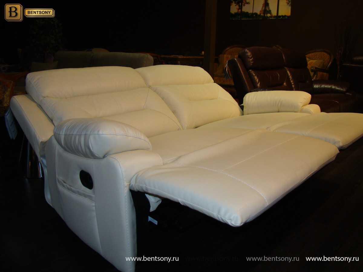 купить диван из натуральной кожи Амелия