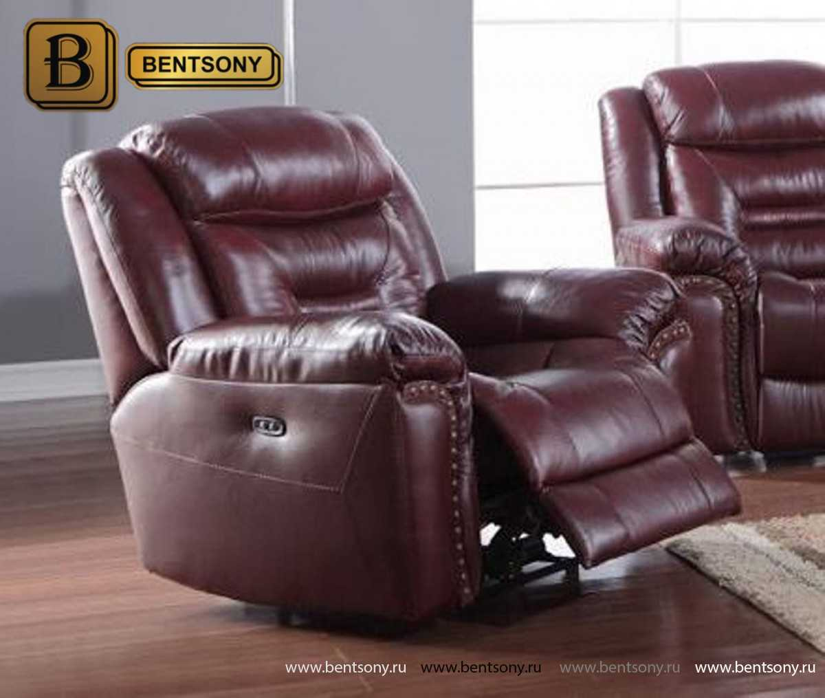 кресло кожа Супреме купить