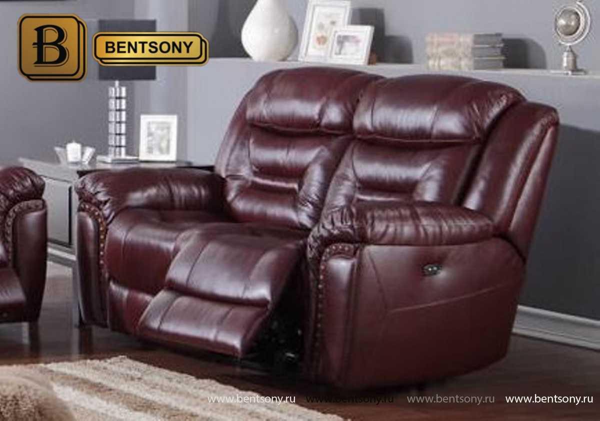 купить диван из натуральной кожи Супреме
