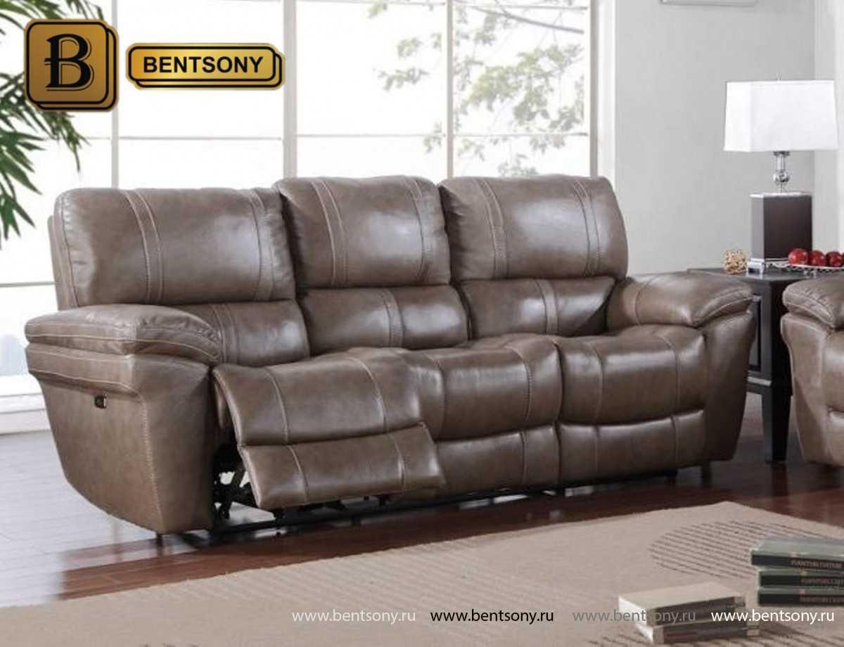 купить кожаный диван Марриот в москве