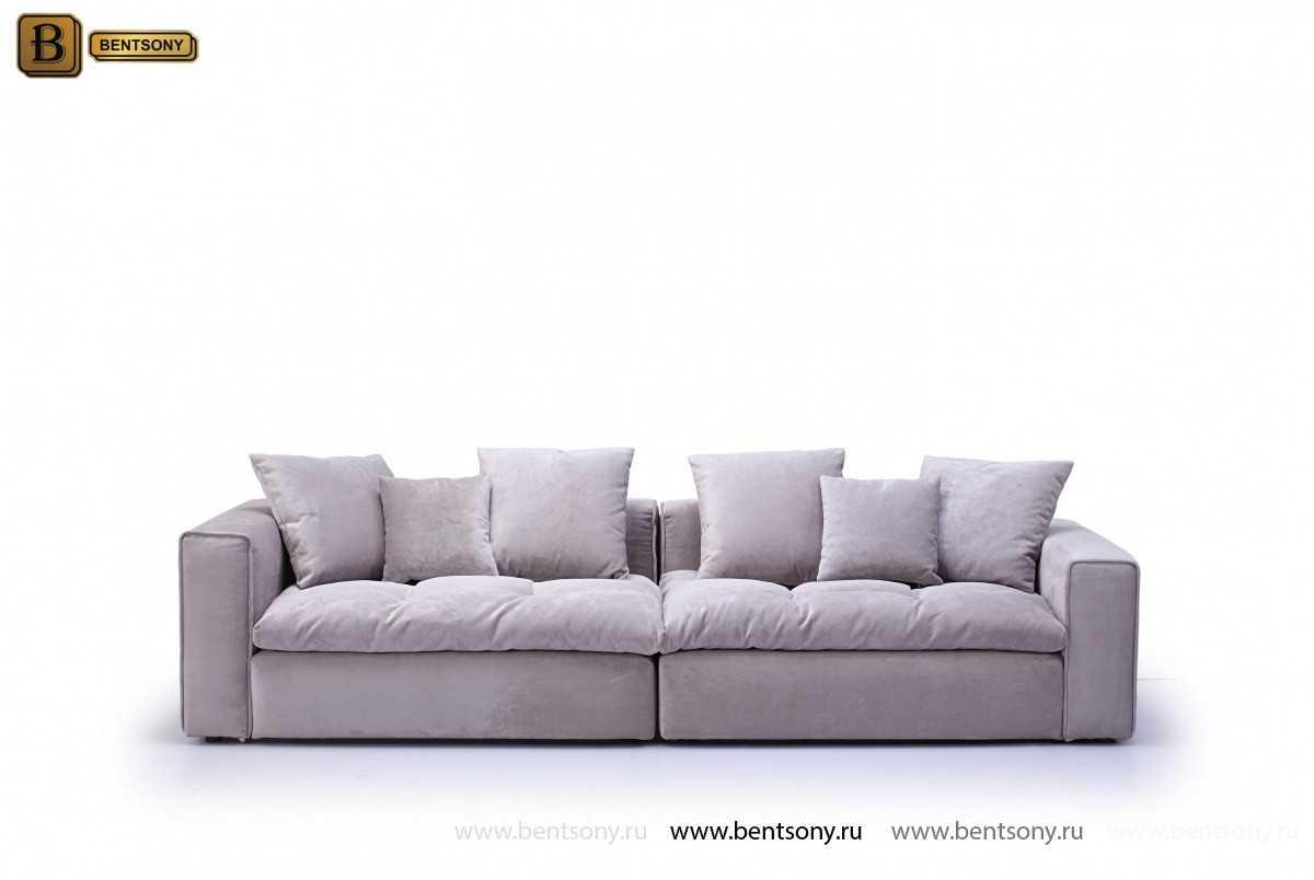 Фото светлый диван Beniamino
