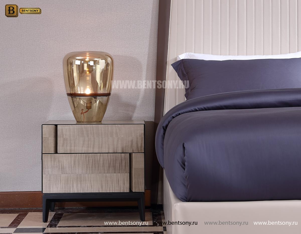Кровать Алабама E (Неоклассика, ткань) в Москве