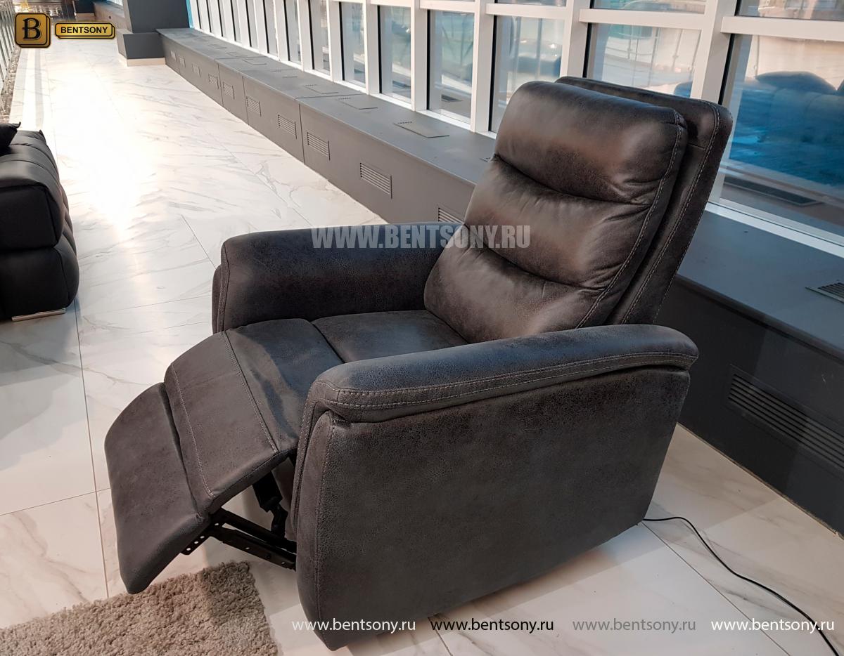 Кресло Гредос с электрореклайнером сайт цены
