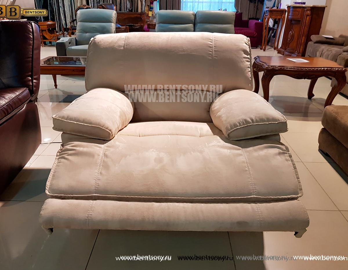 Кресло Капонело с электрореклайнером купить в Москве