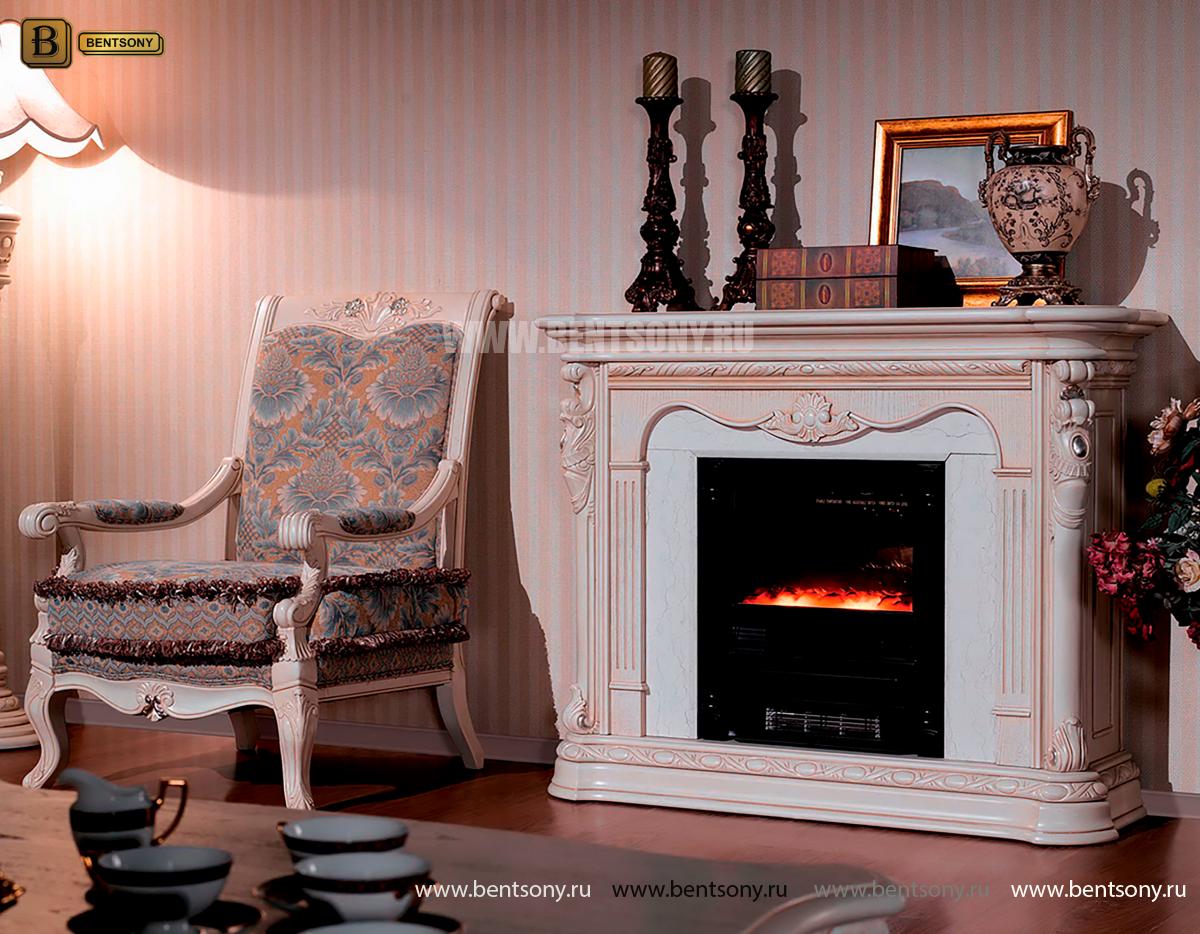 Кресло Вирджиния F (Массив берёзы,ткань, классика) сайт цены