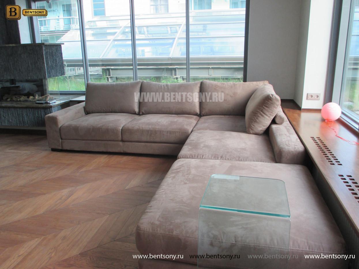 угловой диван Луиджи для гостинной фото