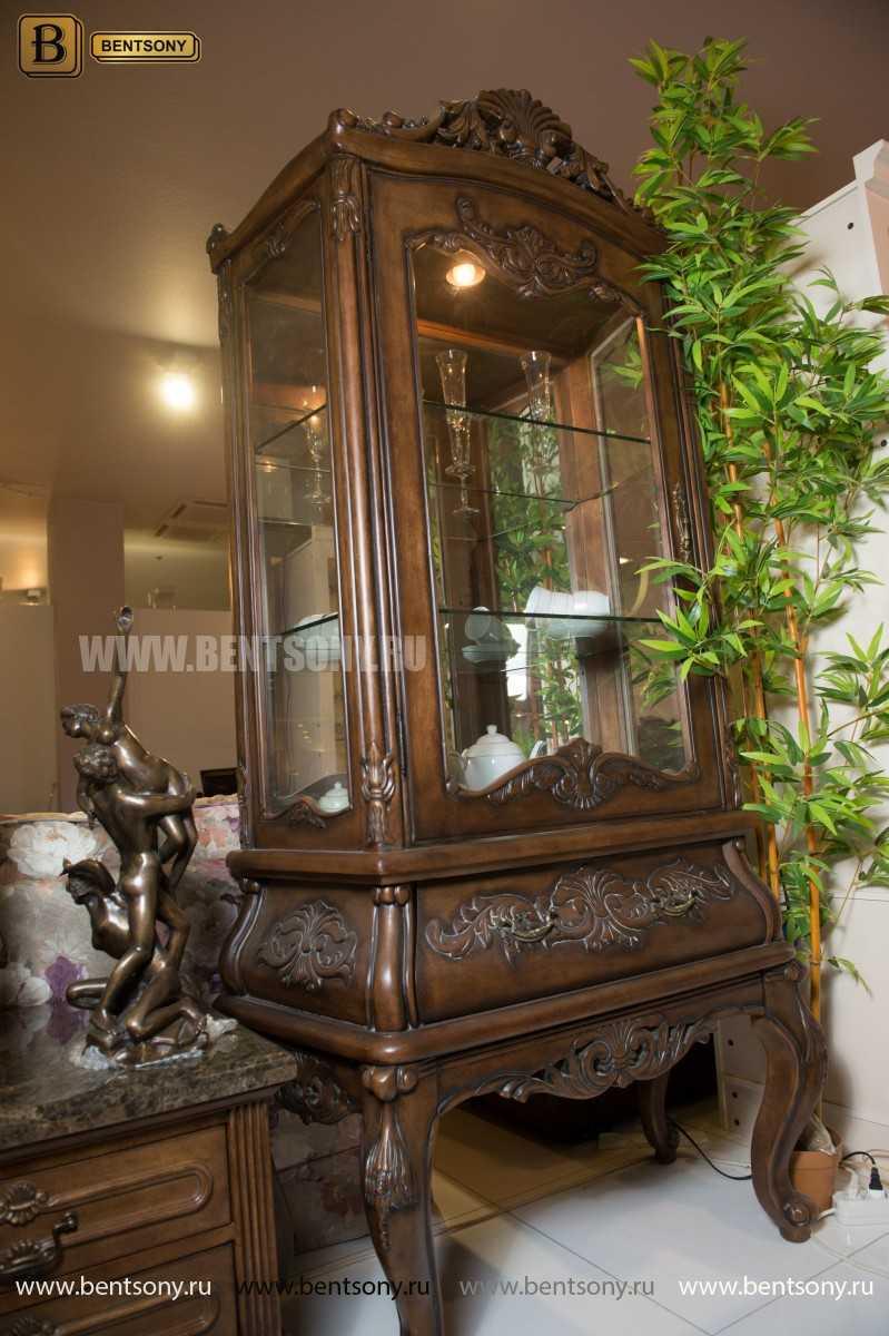 Гостиная Рамирес (Классика, Ткань, Массив дерева) изображение