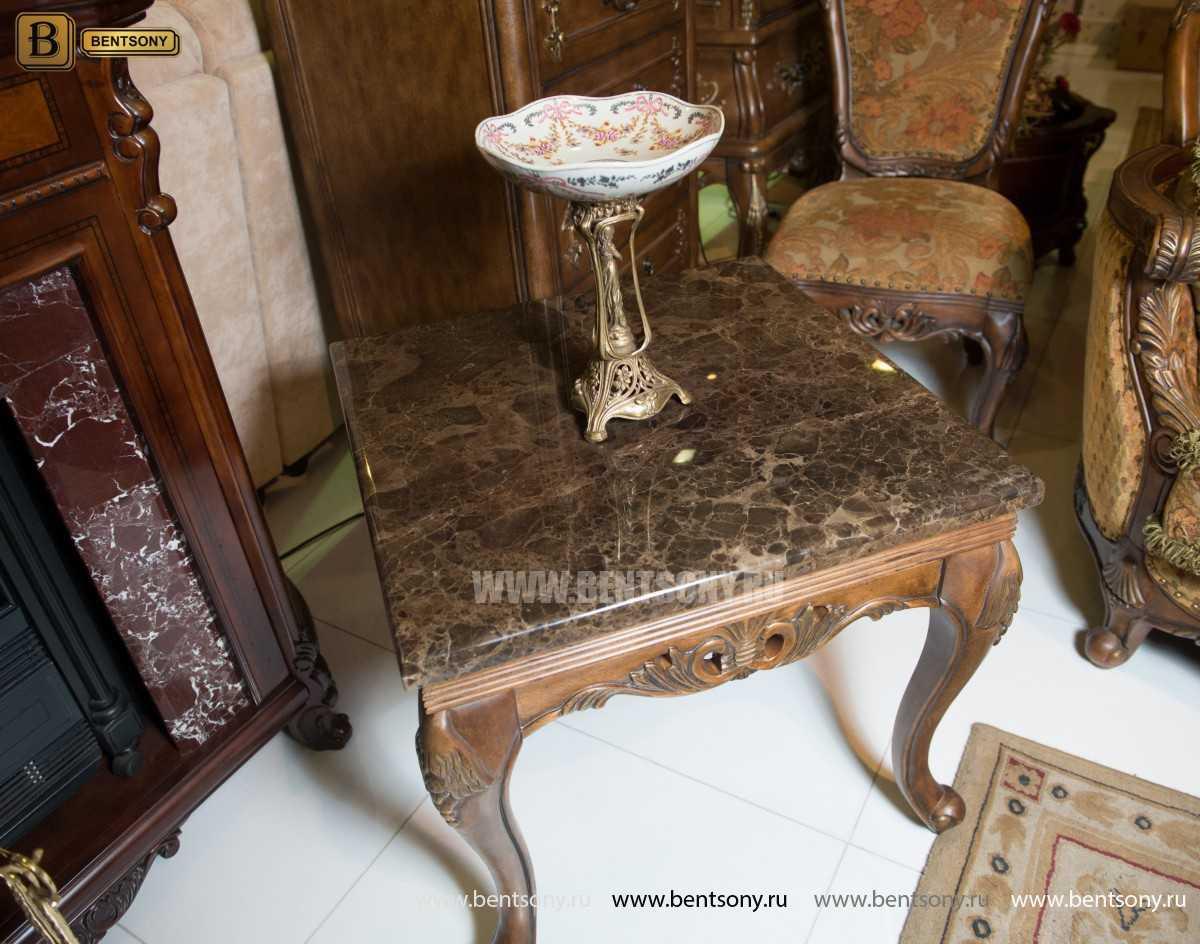 Гостиная Рамирес (Классика, Ткань, Массив дерева) каталог