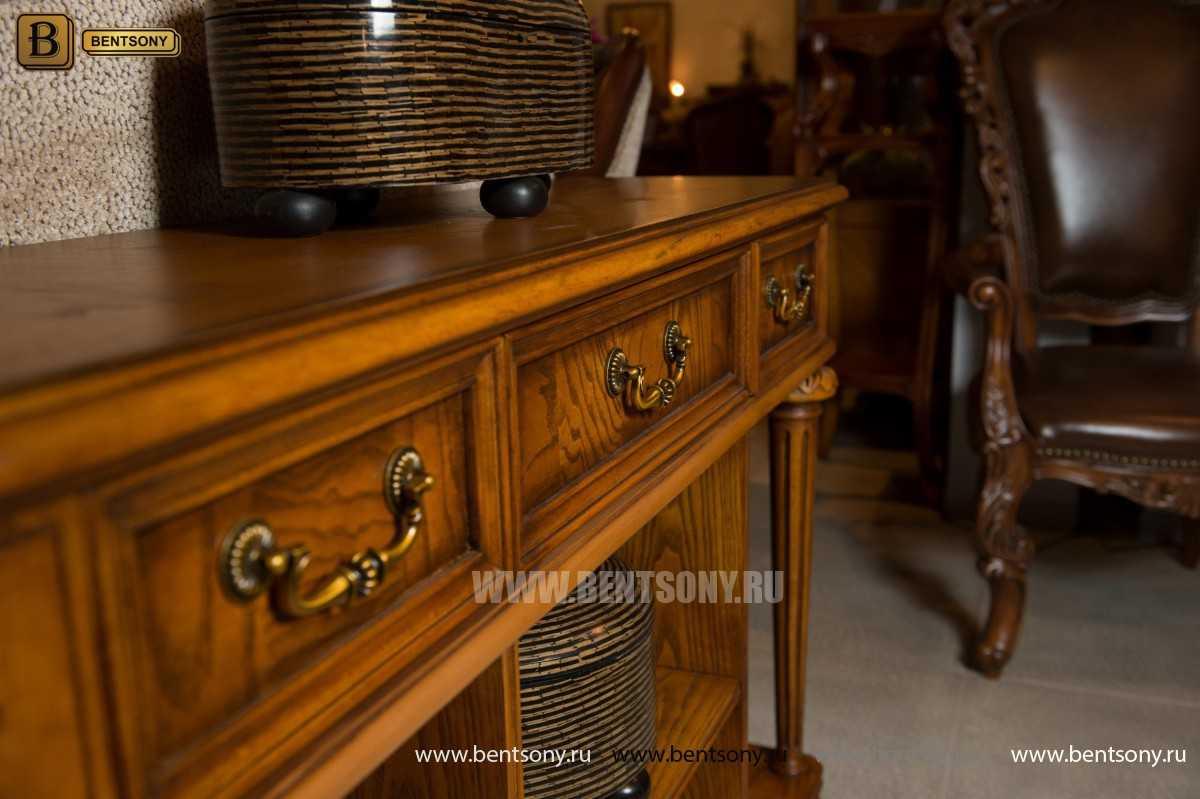 Тумба придиванная Феникс (Деревянная столешница) каталог мебели