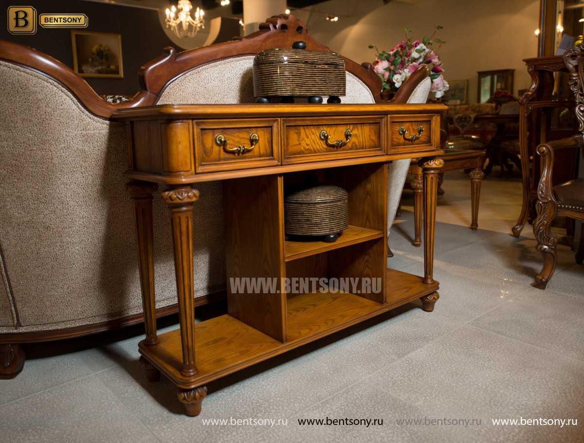 Тумба придиванная Феникс (Деревянная столешница) цена