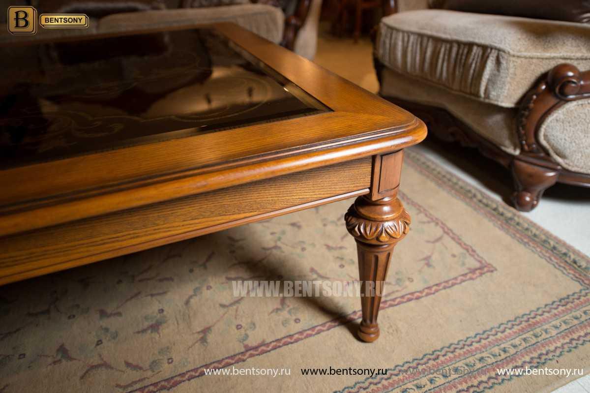Гостиная Монтана B (Классика, Ткань, Массив дерева) купить в Москве