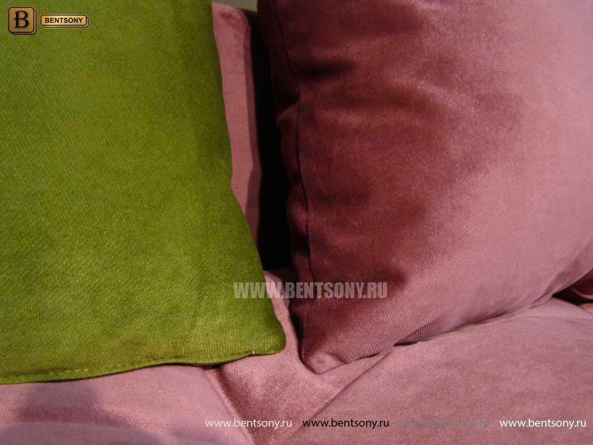 Подушки дивана Бениамино цветные