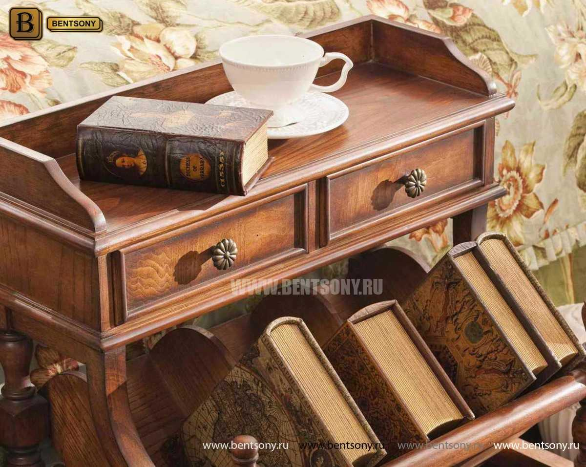 Газетница Монтана (Классика, дерево) каталог мебели с ценами