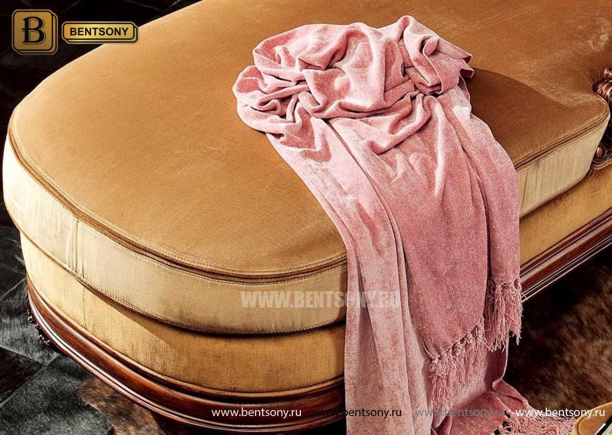 Кушетка Монтана С (Классика, ткань) в интерьере