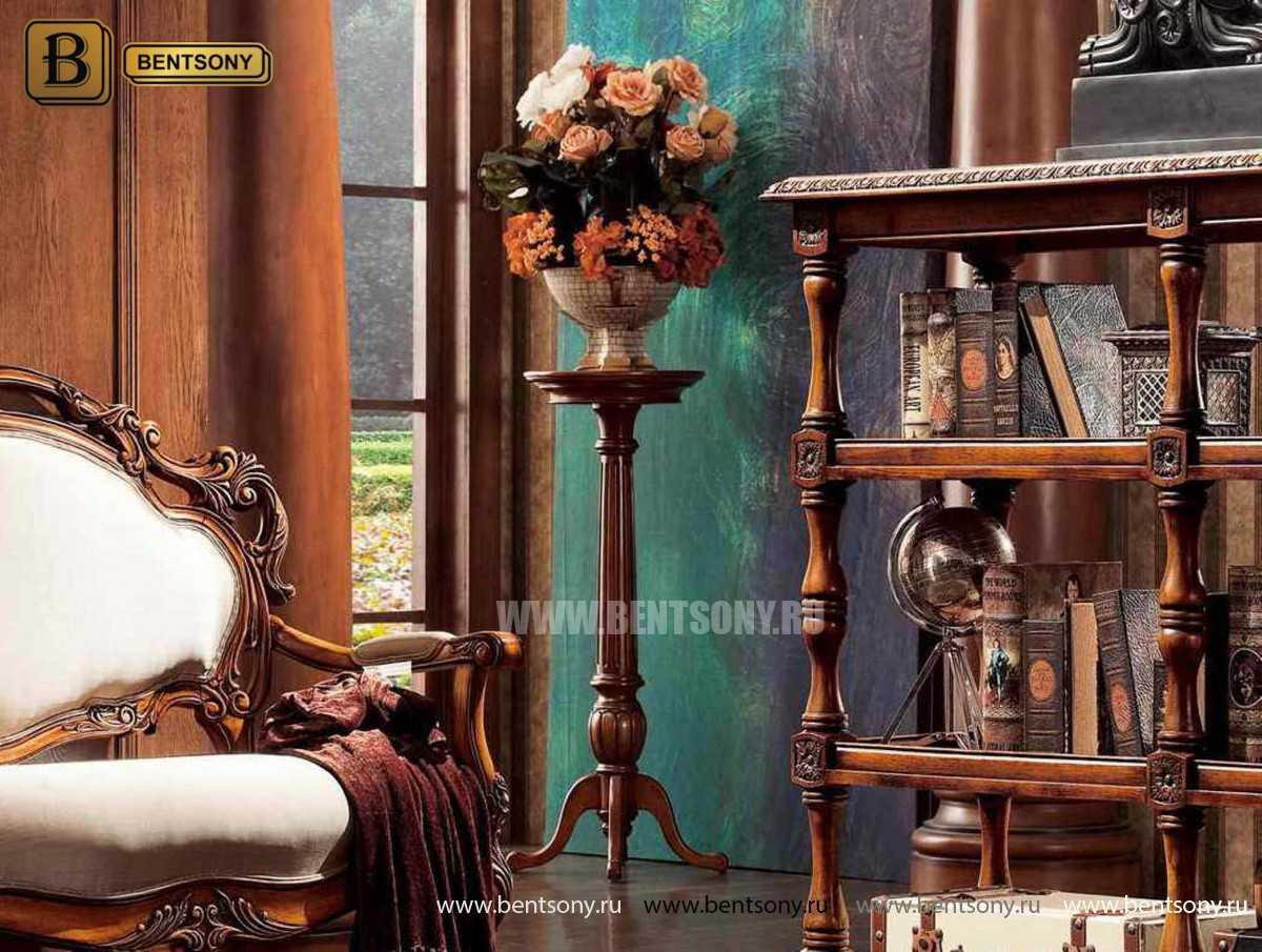 Подставка для цветов Монтана А низкая каталог мебели с ценами