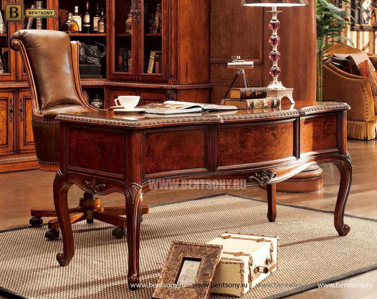 Письменный стол Монтана классический магазин Москва