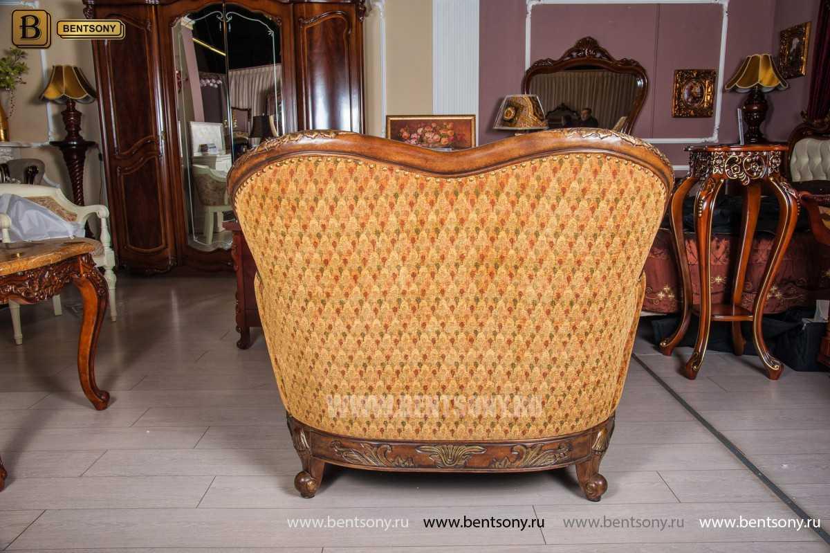 Кресло Рамирес (Классика, массив дерева) каталог мебели с ценами