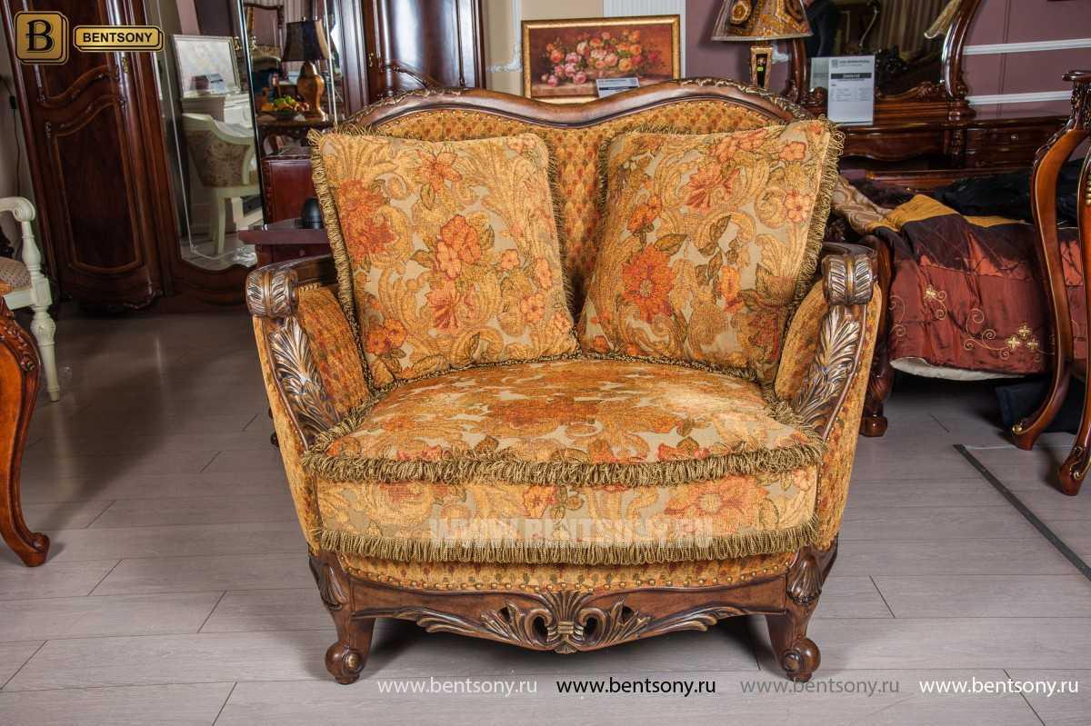 Кресло Рамирес (Классика, массив дерева) купить в Москве