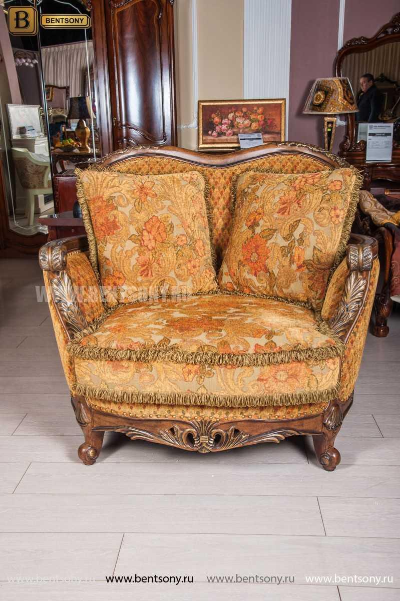 Кресло Рамирес (Классика, массив дерева) каталог мебели