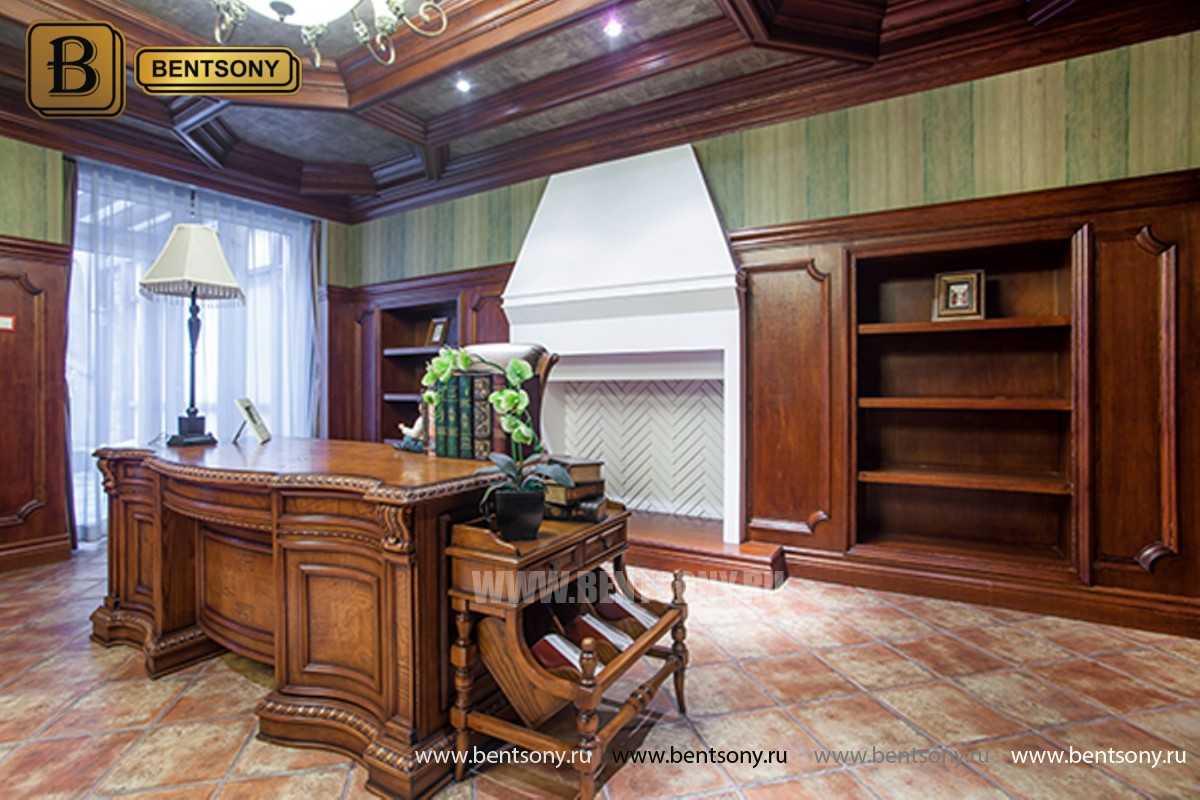 Кабинет Монтана 01 (Классика, Массив дерева) в СПб
