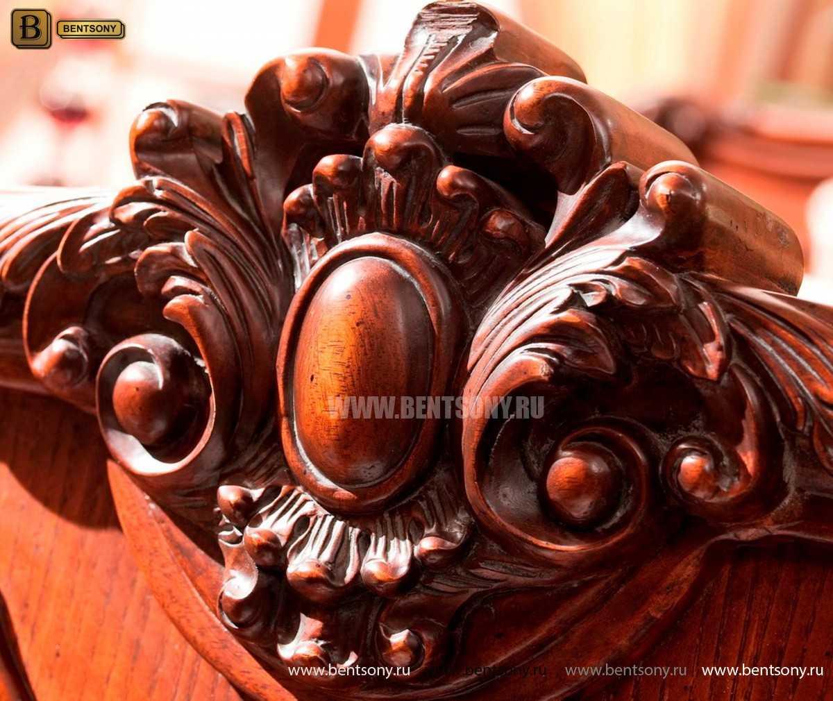 Спальня Монтана С (Классика, массив дерева) каталог мебели
