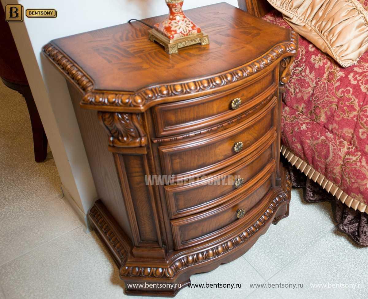 Спальня Монтана С (Классика, массив дерева) официальный сайт цены