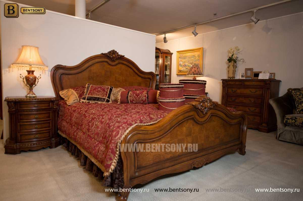 Спальня Монтана D (Классика, массив дерева) официальный сайт цены